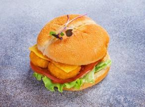 Шримп бургер