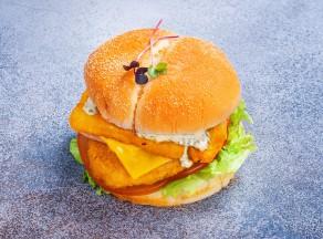 Шницель бургер